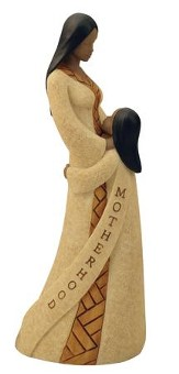 Precious Ties, Motherhood Figurine