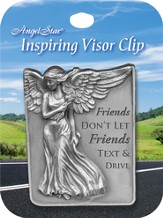 Friends Don't Let Friends, Square Visor Clip