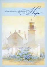 Walk in His Light Encouragement Cards, Box of 12