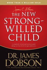 The New Strong-Willed Child - eBook