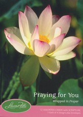 Wrapped in Prayers Cards, Box of 12