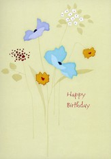 Wonderfully Made Birthday Cards, Box of 12