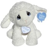 Precious Moments, Luffie Lamb Plush, Medium
