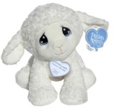 Precious Moments, Luffie Lamb Plush, Large