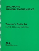 Singapore Math Primary Math Teacher's Guide 2A