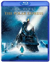 The Polar Express, Blu-ray