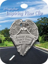 Arrive Alive, Guardian Angel Visor Clip