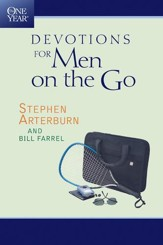 The One Year Book of Devotions for Men on the Go - eBook