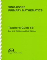 Singapore Math Primary Math Teacher's Guide 5B
