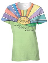 Dare To Dream Shirt, 3X Large