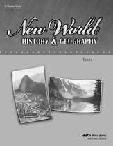 New World History & Geography Tests