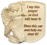 I Say This Prayer Visor Clip