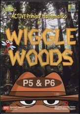 Singapore Math CD-ROM Wiggle Woods (Grade 5 & 6)