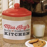 Duck Commander, Miss Kay's Cookie Jar Duck Commander / Miss Kay's Kitchen Series