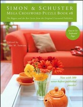Simon & Schuster Mega Crossword Puzzle Book #8