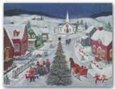 Silent Night, Christmas Cards, Box of 18