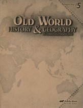 Old World History & Geography in Christian Perspective Answer Key