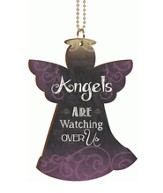 Angels Are Watching Over Us, Car Charm