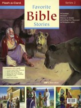 Favorite Bible Stories 2 Flash-a-Card Set