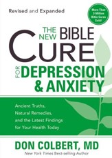 The New Bible Cure For Depression & Anxiety - eBook