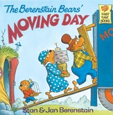 The Berenstain Bears' Moving Day - eBook