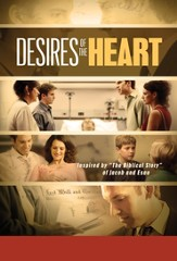 Desires of the Heart, DVD