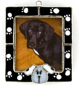 Dog Photo Frame Switchables Nightlight Cover