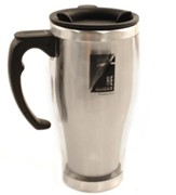 He Guides, Stainless Steel Travel Mug
