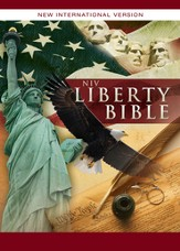 The NIV Liberty Bible: Rediscover the Faith of Our Nation's Founders and How Their Beliefs Shaped America - eBook