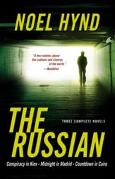 The Russian: Three Complete Novels - eBook