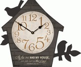 As For Me and My House, Birdhouse Clock