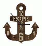 Anchor Hope, Firm, and Secure Clock