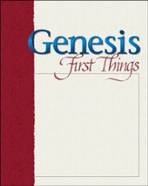 Genesis-First Things