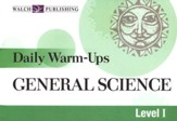 Daily Warm Ups General Science, Level 1