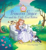 Princess Grace and the Little Lost Kitten - eBook