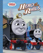 Hero of the Rails (Thomas and Friends) - eBook