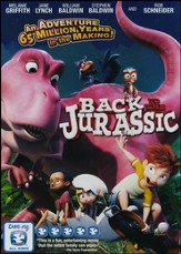 Back to the Jurassic--DVD