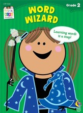 Word Wizard Stick Kids Workbook Grade 2