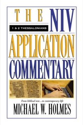 1&2 Thessalonians: NIV Apllication Commentary [NIVAC] -eBook