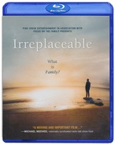 Irreplaceable, Blu-ray