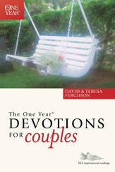 The One Year Devotions for Couples - eBook