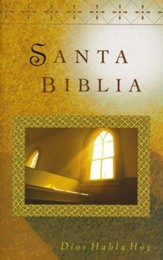 Santa Biblia - Today's English Version