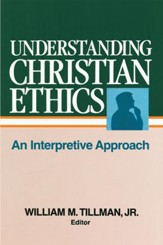 Understanding Christian Ethics - eBook