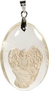 Faith Angel Pendant