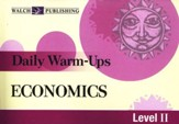Daily Warm Ups Economics, Level 2