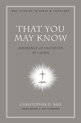 That You May Know - eBook