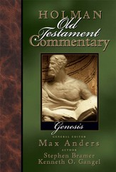 Holman Old Testament Commentary - Genesis - eBook