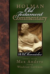 Holman Old Testament Commentary - 1st & 2nd Chronicles - eBook