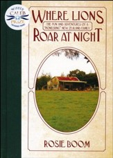 #1: Where Lions Roar at Night