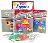 K5 Homeschool Parent Kit (Manuscript Edition)